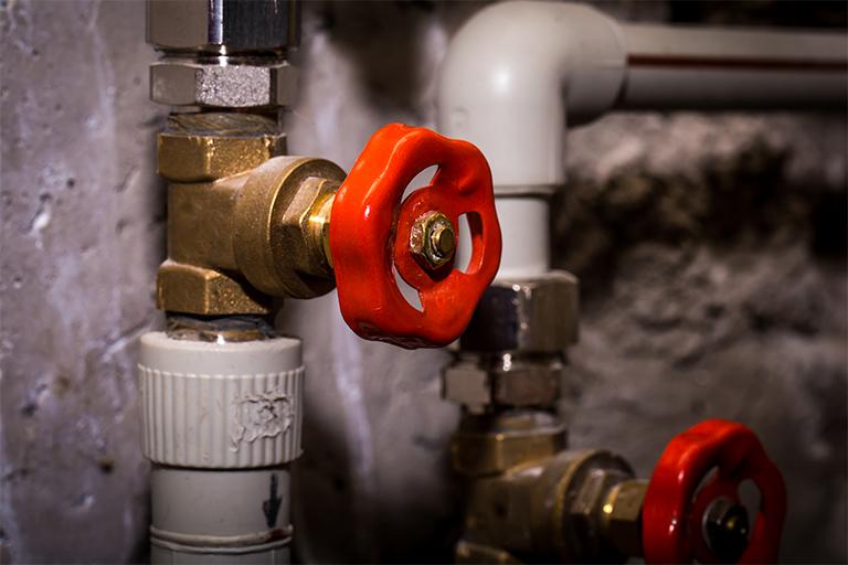 Trabajos de fontanería y calefacción